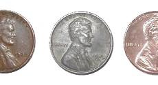 Zinc Pennies