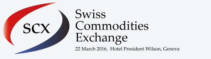 Swiss commodity exchange 2016