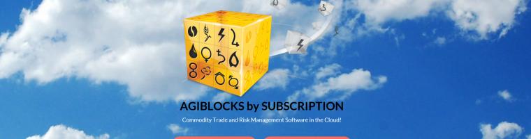 Agiblocks by subscription