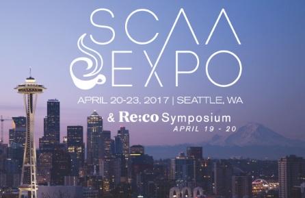 SCAA 2017 expo