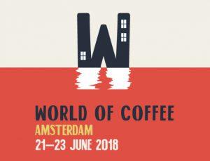 World of Coffee Amsterdam 2018