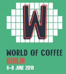World of Coffee Berlin 2019