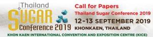 Thai Sugar Conference 2019
