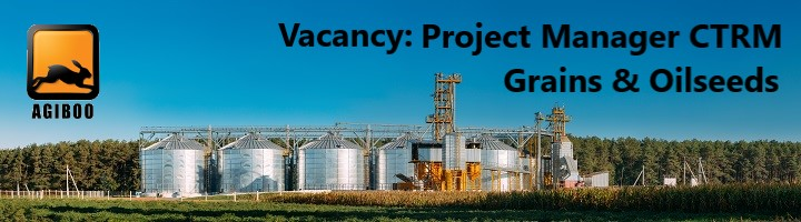Agiboo Vacancy grains oilseeds