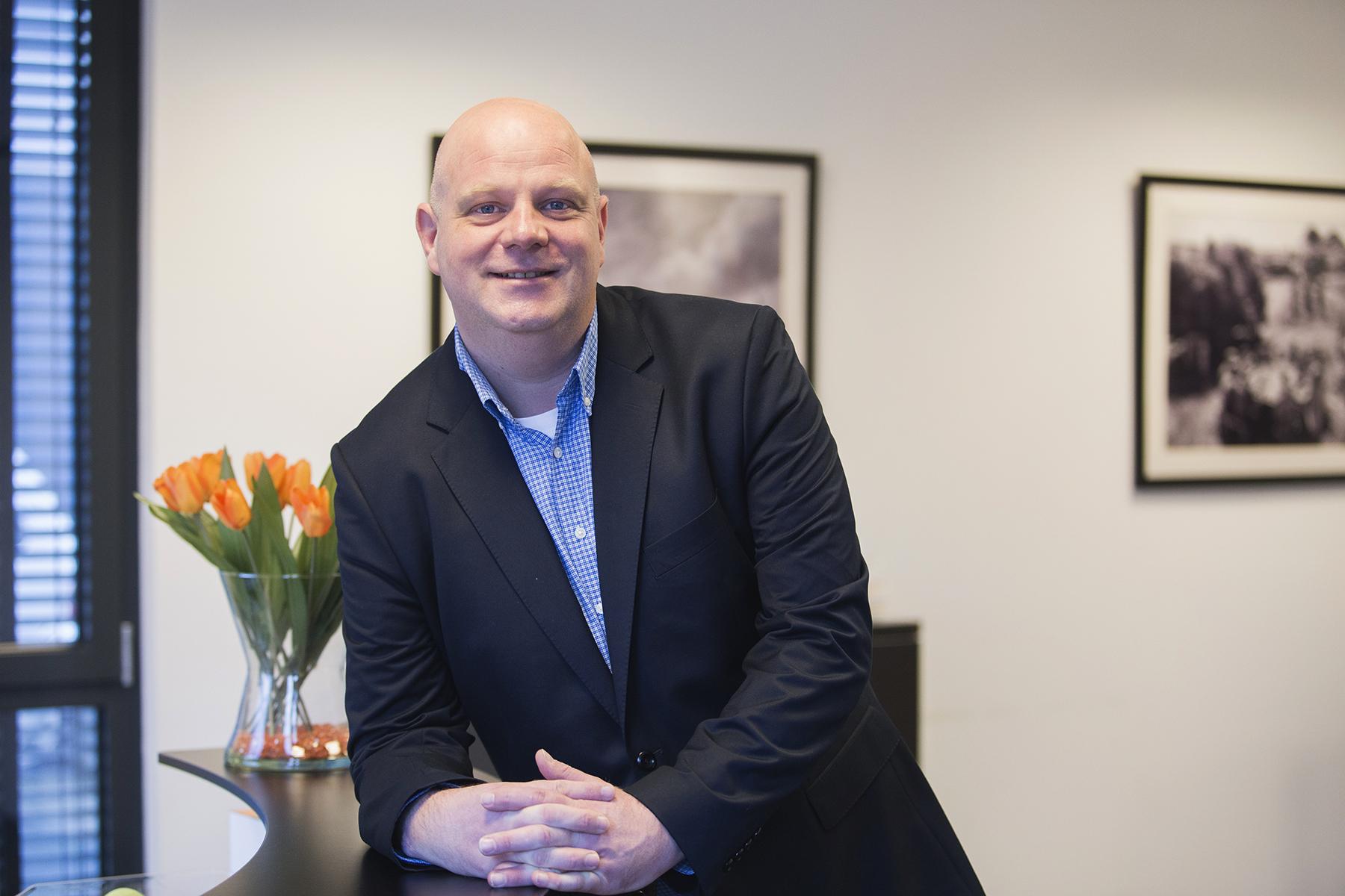 Jan van den Brom Managing partner of Agiboo
